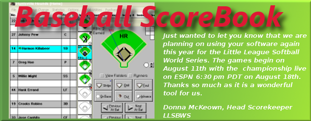 fixed it software baseball scorebook basketball scorebook
